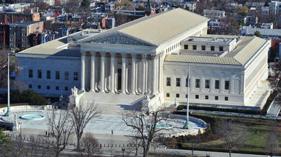 The US Supreme Court building (AFP Photo / Karen Bleier)