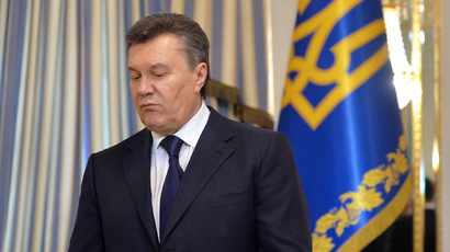 Viktor Yanukovych (AFP Photo/Sergei Supinski)