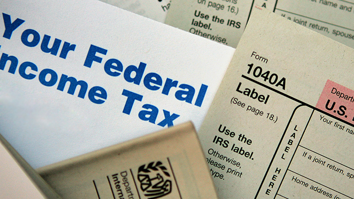 26 top American corporations paid no federal income tax from '08 to '12 – report