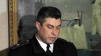Denis Berezovsky (Screenshot from RT video)