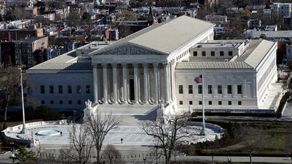 The U.S. Supreme Court.(AFP Photo / Win McNamee)