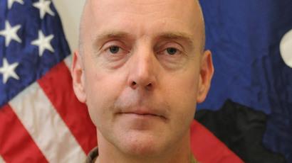 Brigadier General Jeffrey Sinclair.(Reuters /U.S. Army / Handout)