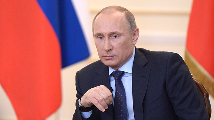 Gazprom won't extend discount gas price for Ukraine - Putin