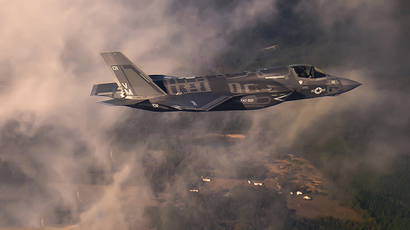 F-35 fighter jet (Reuters / US Air Force)