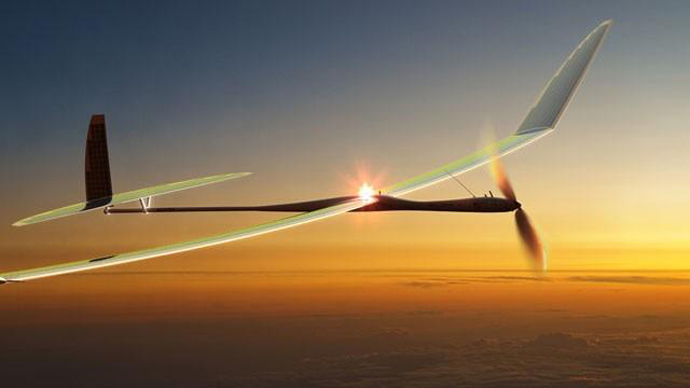 Solar-powered drones from Facebook could deliver internet around the world
