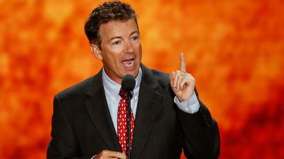 U.S. Senator Rand Paul (R-KY) (Reuters / Mike Segar)