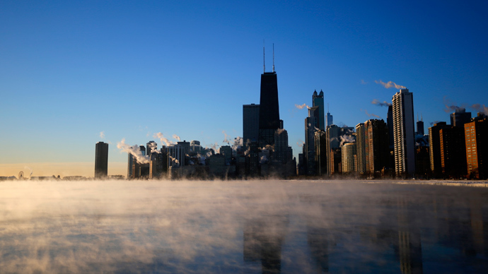 The skyline of Chicago (Reuters / Jeff Haynes)