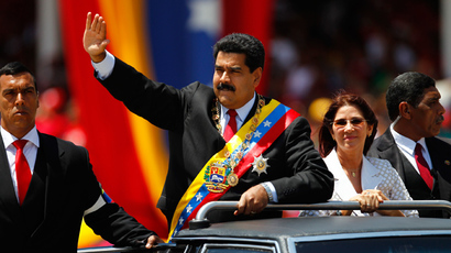 S. American leaders call for peace in Venezuela amid violent protests
