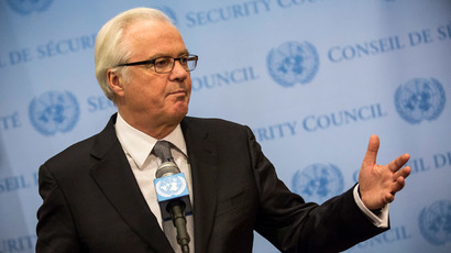 Crimea referendum opponents manipulate detached norms of intl law – Churkin
