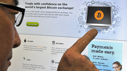 Bitcoin 'cheaper and safer' alternative to fiat money
