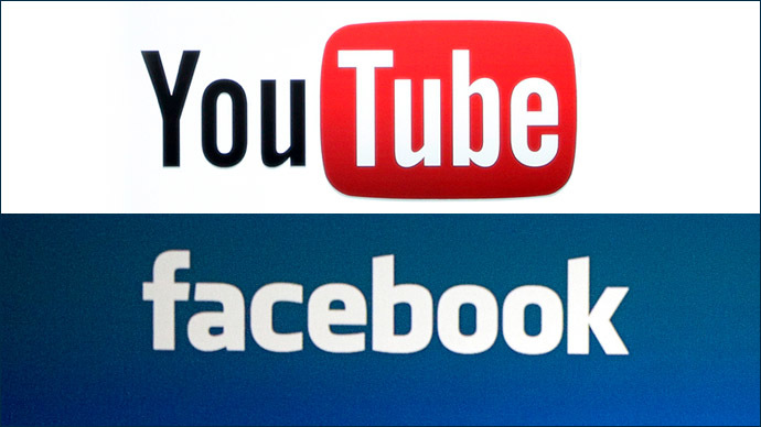 Turkish PM considers ban on Facebook and YouTube