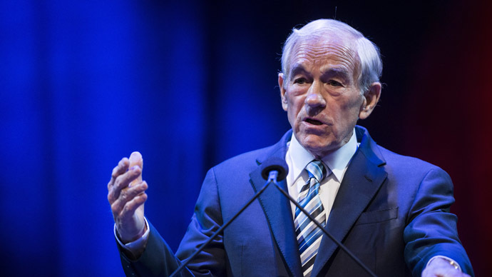 Ron Paul (AFP Photo/Brendan Smialowski)
