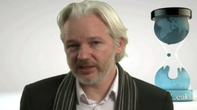 Assange: NSA, GCHQ's ability to surveil everyone on planet 'almost here'