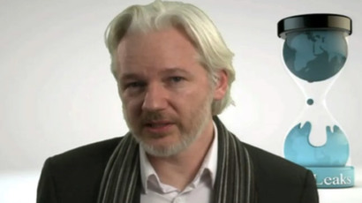'US annexed the whole world through global spying' – Assange