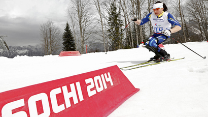 Sochi Paralympics Day 6: Russians score 50 medals, bagging 2 golds, bronze in slalom