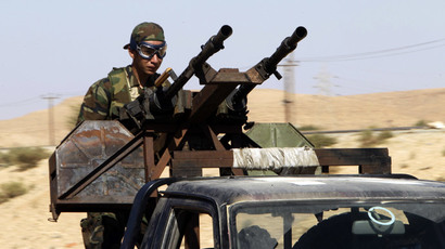 Forces loyal to rogue general storm Libya's parliament, demand suspension