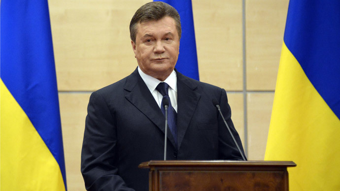 Ukrainian military won't listen to 'junta' in Kiev - Yanukovich