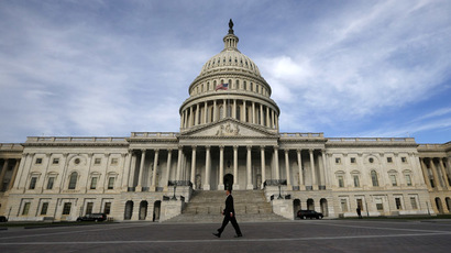 The U.S. Capitol building in Washington (Reuters/Jason Reed)