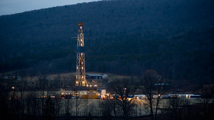 ​Ohio fracking drilling shut down after quakes