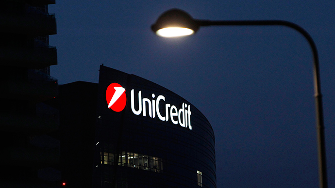 UniCredit to axe 8,500 jobs, as it posts record loss