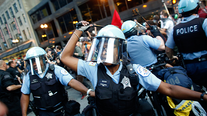 a study of police misconduct in america Curbing police brutality: what works a reanalysis of did a case study on controlling police use of excessive force in miami all these studies.