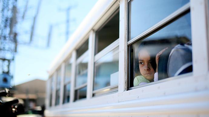 Reuters / Sandy Huffaker