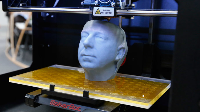 3D printing tech used to reconstruct man's face in groundbreaking surgery