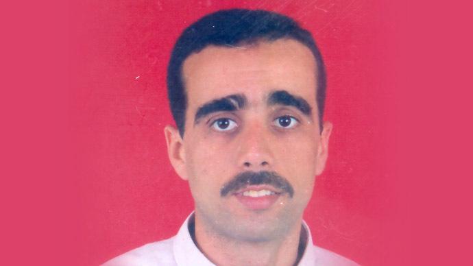 Ahmed Belbacha (Photo from www.reprieve.org.uk)