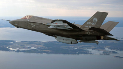 Lockheed Martin's F35 Joint Strike Fighter (Reuters/Lockheed Martin)