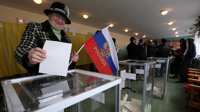 ​Crimean 'referendum at gunpoint' is a myth – intl observers