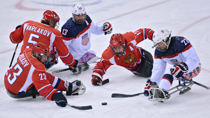 ​Sochi Paralympics Day 8: US wins sled hockey gold