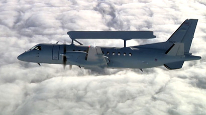 Saab 340.(Screenshot from YouTube user Saab AB)