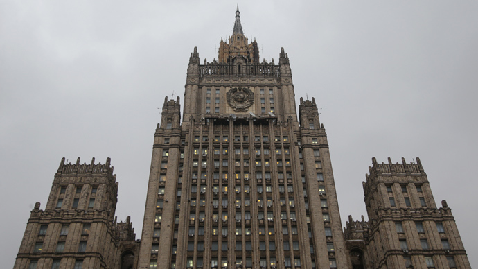 Russia proposes creating international 'support group' to resolve Ukrainian crisis