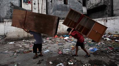 Reuters / Tyrone Siu