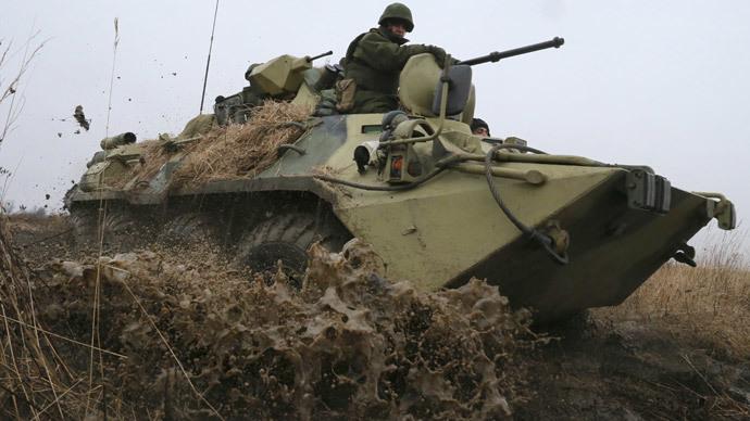 Ukrainian inspectors in Russia look for undeclared deployment of troops