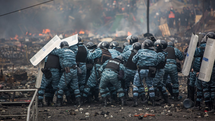 Police will hire former Berkut troopers – Interior Minister