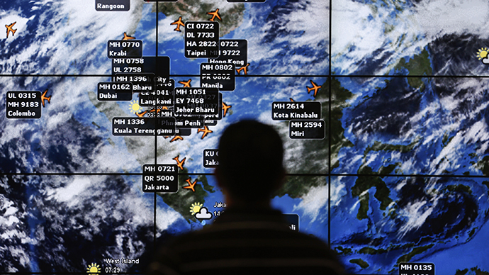 Australia PM says possible MH370 flight debris spotted in southern Indian Ocean