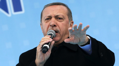 Turkey blocks Google service used to sidestep Twitter ban