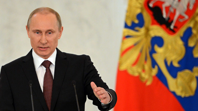 Russia's President Vladimir Putin.(AFP Photo /Kirill Kudryavtsev)