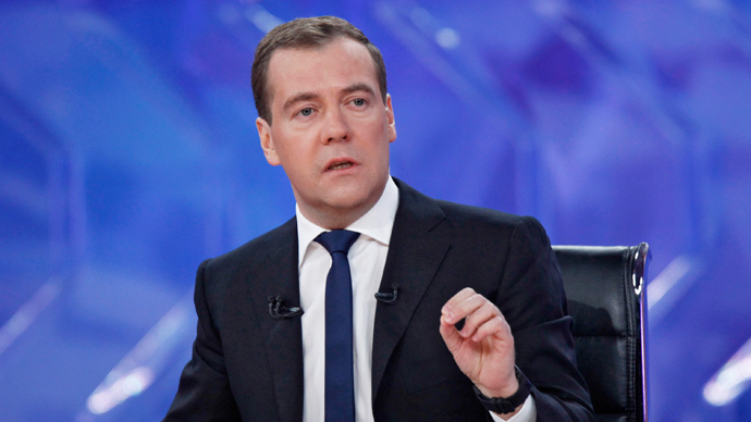Russia may revoke fleet hosting deal with Ukraine, demand $11 bn back – Medvedev