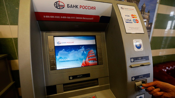 Visa, Mastercard resume services with 2 Russian banks blocked after US sanctions