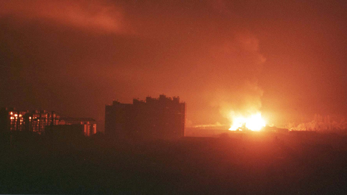 15 years on: Looking back at NATO's 'humanitarian' bombing of Yugoslavia