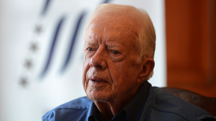 Jimmy Carter entrusts secrets to snail mail: NSA might monitor his email