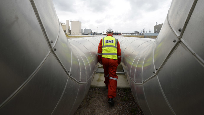 UK to start directly buying Russian gas