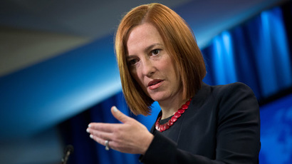 Psaki in firing line? RT pleads 'not guilty' over Jen demise rumor