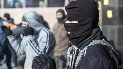 'Democratic vote, govt without fascists needed in Ukraine before any talks'