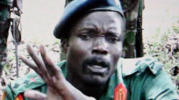 Joseph Kony (Reuters/Reuters TV)