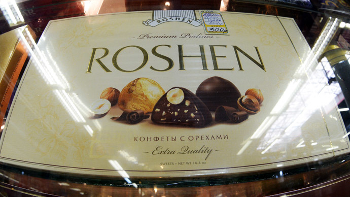 ​'Chocolate war': Ukraine's Roshen confectioner fined $70 mn in counterfeit probe