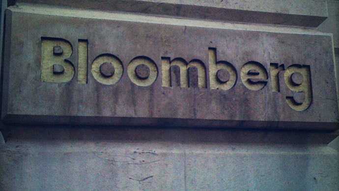 Bloomberg editor resigns over disagreements with editorial policy