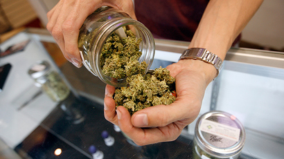No indication legal marijuana raises crime rate – study